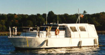 Great White Charter Boat